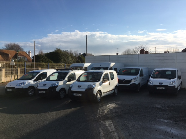 ARRIVAGE VEHICULES UTILITAIRES